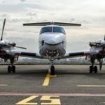 UP-K3502 Beechcraft King Air 350, 26.10.14г.