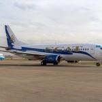 LY-FLB Boeing 737, 26.10.14г.