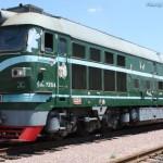 DF4B-7264 на перегоне Хоргос (КНР) — Алтынколь (Казахстан), 10.07.15