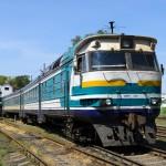 Дизель-поезд DR1B-3717, 25.08.15г.