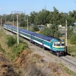Дизель-поезд DR1B-3717, 26.08.15г