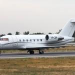 VP-COP Bombardier CL-600, 31.07.15.
