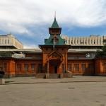 Музей народных музыкальных инструментов имени Ыхласа, 02.09.15г.