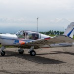 UP-LA215 Private Socata Rallye 150ST, 10.05.15.