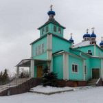 Храм святителя Николая Чудотворца г. Талгар, 20.12.15г.