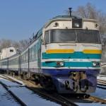 Дизель-поезд DR1B-3717, 21.01.16г.