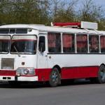 ЛиАЗ-677 P511VYM, г. Рудный, 27.04.16г.