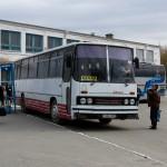 Ikarus 256 P406UDM г. Рудный, 27.04.16г.