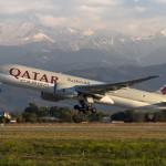 A7-BFG Qatar Airways Cargo Boeing 777, 03.10.16.