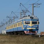 Электропоезд ЭР22-34, 25.04.16г.