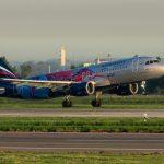 VP-BWE Aeroflot Airbus A320, 14.05.17.