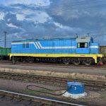 CKD6E-2039 на ст.Актогай, 29.06.12г.