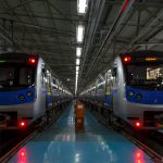 Электродепо Алматинского метро