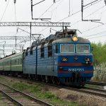 ВЛ80С-553 с поездом №385 Бишкек — Новокузнецк, 15.04.19г.