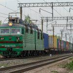 ВЛ80С-555, Алматинская область, 15.04.19г.