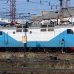 ВЛ40М-233-1 на станции Шу, 09.10.19г.