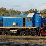ТЭМ2-7330 на станции Шу, Жамбылская область, 09.07.19г.
