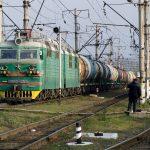 ВЛ80С-1255 на станции Алматы-1, 15.11.19г.