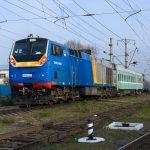 ТЭП33А-0002 на станции Алматы-1, 15.11.19г.