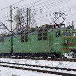 ВЛ80С-1840 на станции Алматы-1, 16.01.20г.