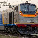 ТЭП33А-0001 на станции Алматы-1, 21.03.2020г.