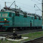 ВЛ80С-2375 А / ВЛ80С-2430 на станции Алматы-1, 21.03.2020г.