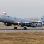 VP-BEE Airbus A321 Aeroflot, 17.11.19.