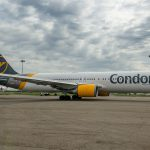 D-ABUT Boeing 767, Condor Airlines, 05.05.20.