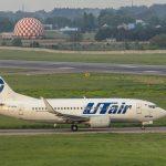 VP-BYM Boeing 737 UTair, 17.05.2020.